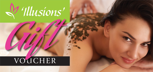 Gift Vouchers from Illusions Wymondham Norfolk